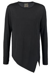 One Green Elephant Fermont Jumper Washed Black