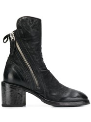 Moma Manchester Boots Black