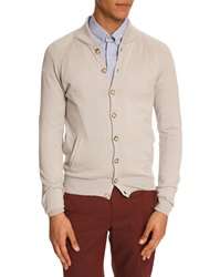 Menlook Label Hugo Grey Cardigan