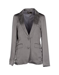 Bea Yuk Mui Bea Suits And Jackets Blazers Women Grey