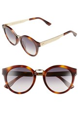 Jimmy Choo Women's 'Pepys' 50Mm Retro Sunglasses