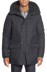 Spiewak 'Tech Aviation' Waterproof Down Snorkel Parka Caviar