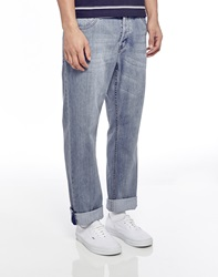 Cheap Monday Linear Jeans T2 In Loose Tapered Fit
