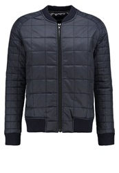 Villain Halton Light Jacket Navy Dark Blue