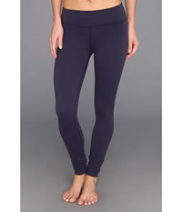 Beyond Yoga Essential Long Legging True Navy Women's Workout