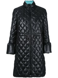 Emporio Armani Reversible Padded Jacket Black