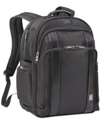 Travelpro Crew Executive Choice 2 Business Backpack With Usb Charging Port Black