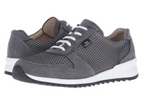 Finn Comfort Sidonia Street Women's Lace Up Casual Shoes Black