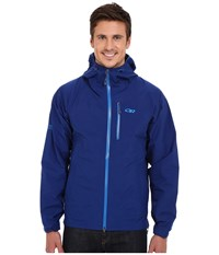 Outdoor Research Foray Jacket Baltic Men's Coat Blue