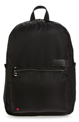 State Bags The Heights Mini Lorimer Nylon Backpack Black