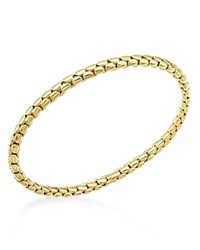 Chimento 18K Yellow Gold Stretch Spring Bracelet