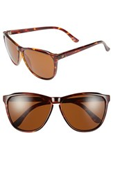 Electric Eyewear Women's Electric 'Encelia' 61Mm Retro Sunglasses Tortoise Bronze