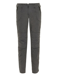 Kolor Quilted Poplin Trousers