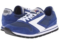 Brooks Heritage Chariot Navy Blue White Men's Running Shoes