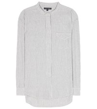 Citizens Of Humanity Striped Shirt Grey