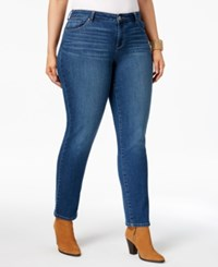 Styleandco. Style Co. Plus Size Riverside Wash Slim Leg Jeans Only At Macy's