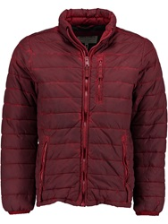 Garcia Men Winter Jacket Red