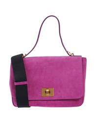 Avril Gau Handbags Fuchsia
