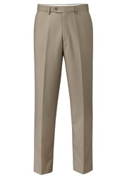Skopes Cyprus Flat Front Trousers Taupe