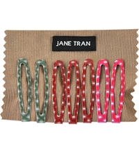 Jane Tran Brushstroke Clip Set