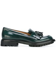 Church's Tassel Loafers Green