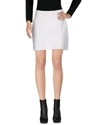 Ralph Lauren Collection Mini Skirts White