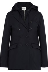 Tod's Two Piece Hooded Padded Shell Jacket