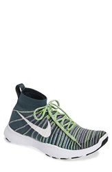 Nike Men's 'Free Train Force Flyknit' Training Shoe Hasta Hyper Grape White