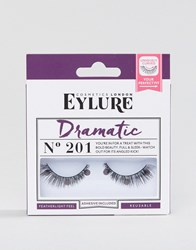 Eylure Dramatic 201 False Eyelashes Dramatic 201 Black