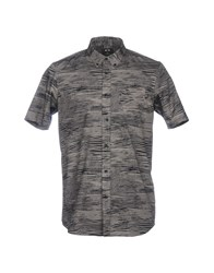 Oakley Shirts Grey