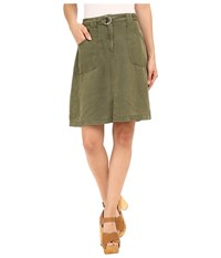 Sanctuary Holly Skirt Cactus Women's Skirt Green