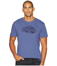 United By Blue Truck Camper Clothing Blue