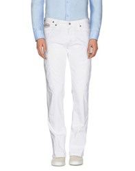 Chiribiri Trousers Casual Trousers Men White