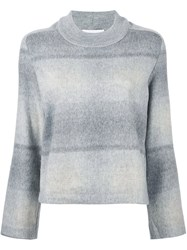 Stephan Schneider 'Scraping' Jumper Grey