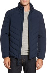 Marc New York Bergen Quilted Down Jacket Ink