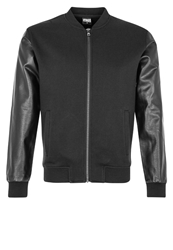 Urban Classics Summer Jacket Black Black