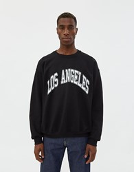 Noon Goons All City Los Angeles Crewneck Sweatshirt Black