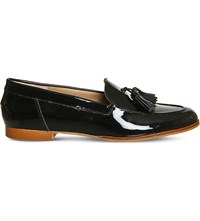 Office Petra Patent Leather Loafers Black Patent Leather