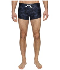 2Xist Cabo Jogger Camo Navy Men's Swimwear Multi