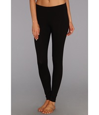 Cosabella Talco Long Leggings Black Women's Casual Pants