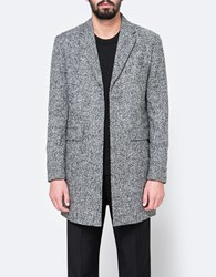 Native Youth Ashfall Overcoat Grey