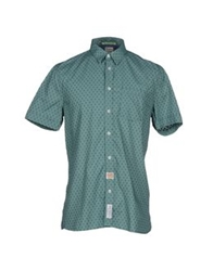 Pepe Jeans Shirts Green