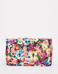 Cath Kidston Foldover Cosmetic Case Gift Paintedflowers