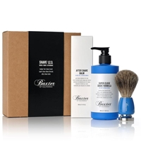 Baxter Of California Shave Kit 1 2 3 300Ml