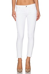Citizens Of Humanity Avedon Ankle Skinny Optic White