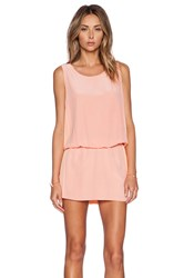 Autograph Addison Crosley Dress Peach