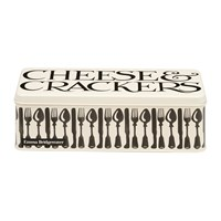 Emma Bridgewater Knives And Forks Rectangular Tin