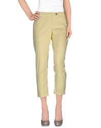 Imperial Star Imperial Trousers Casual Trousers Women Light Yellow