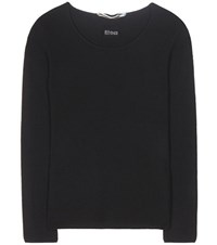 81 Hours Carnabi Cashmere Sweater Black