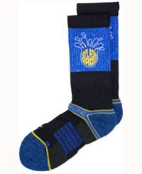 Strideline San Francisco City Socks Ii Black Blue